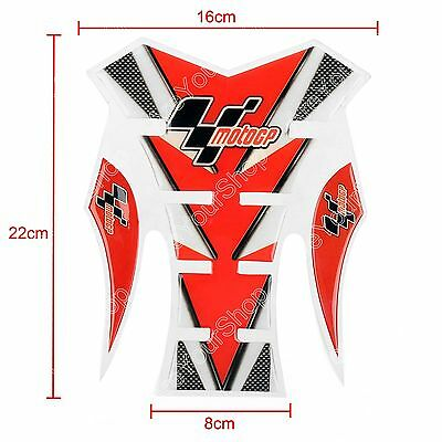 Universal Moto GP Tank Pad Gas Protector Decals Stickers for All Motorcycle R B1