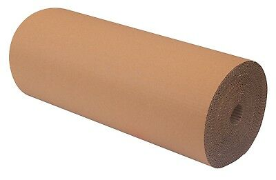 Wrap & Move CORRUGATED CARDBOARD 400mmx10m Provides Shock Absorbing Cushioning