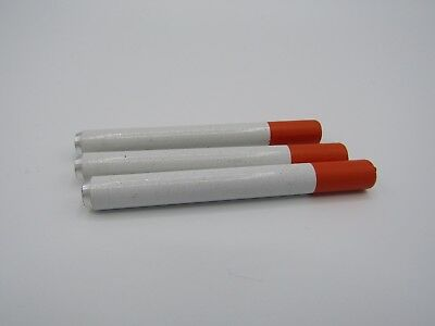 Cigarette Tobacco Metal One Hitter 7 PACK!! FREE FIRST CLASS SHIPPING