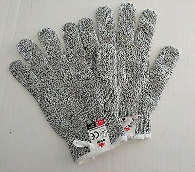 Cut Resistant Gloves in High Performance EN388 Certified Level 5 Protection Food