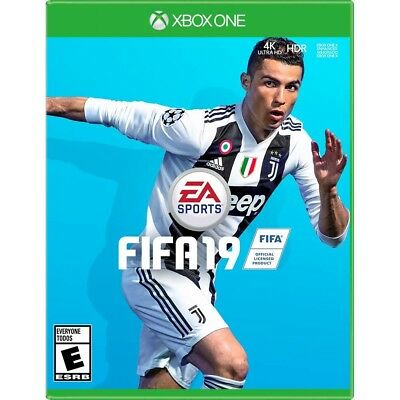 NEW SEALED - FIFA 19 EA Sports FIFA 2019 XBOX ONE