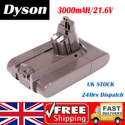 3.5AH Battery for Dyson V6 Animal Replacement DC58 DC59 DC61 DC62 DC72 DC74