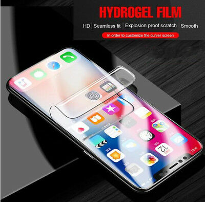 For Huawei Mate10 P10 P20 Pro Premium Screen Protector Full Cover Hydrogel Film