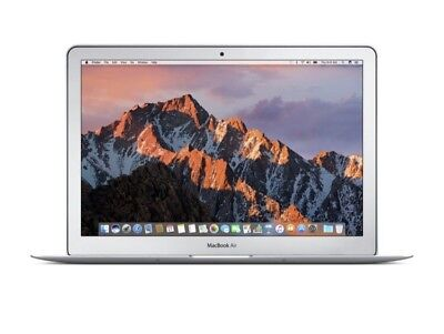 "Apple MacBook Air 13.3"" Laptop, 128GB - MQD32B/A - (2017, Silver)"