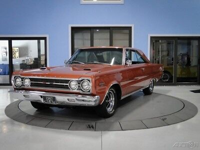 1967 Plymouth GTX  1967 Used