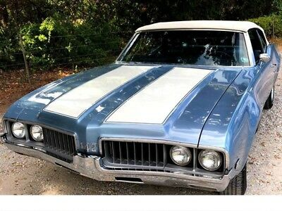 1969 Oldsmobile 442 CONVERTIBLE TRIBUTE 455 V8 H.O. 7.4L ENGINE CLASSIC CAR OLD SCHOOL ANTIQUE RESTOMOD MUSCLE CAR CHEVELLE CHARGER ROAD RUNNER