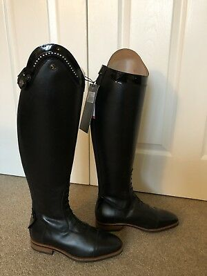 Leather Riding boots Size 6