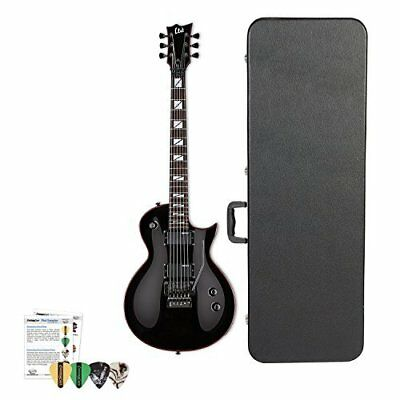 ESP LGH200BLK-Kit03 BLK Gary Holt Slayer Black Electric Guitar E.Guitar New