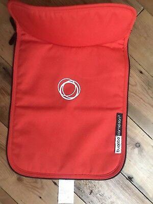 Bugaboo Cameleon 3 Tailored Canvas Orange Carrycot Apron