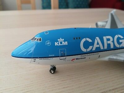 KLM Cargo 747-400 1:200 for sale Inflight