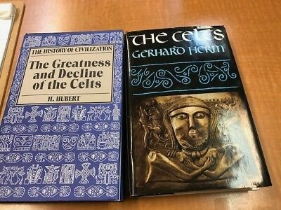Lot of 2 Books - The Celts & The Greatness and Decline of the Celts