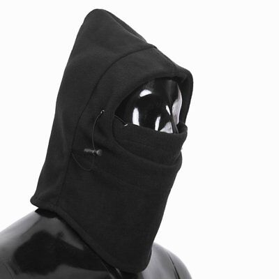 6IN1 Winter Thermal Outdoor Fleece Balaclava Motorcycle Ski Full Face Windproof