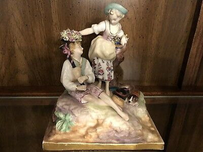 Beautiful Meissen Figurine in perfect condition