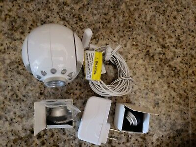 Infant Optics DXR-8 Baby Monitor Add-On Camera with 3 Lenses