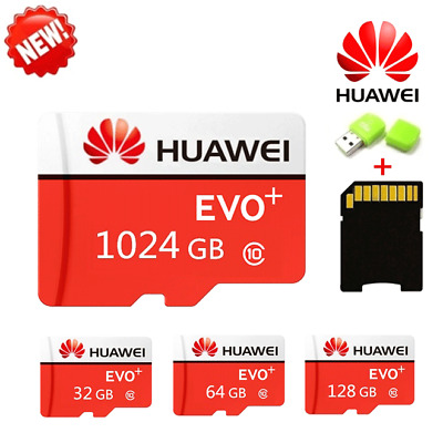 New Huawei Evo+ High speed TF MicroSD  Class10 for Smart phones & cameras