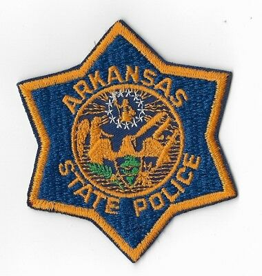 Arkansas State Police Patch older version