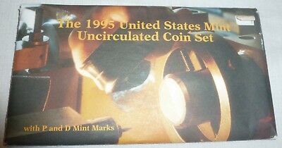 1995 US uncirculated Mint