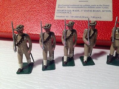 Toy Soldiers Trinidad Light Horse c 1897 by Nostalgia Models
