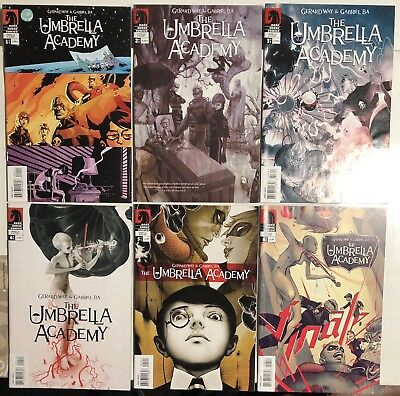 The Umbrella Academy: Apocalypse Suite Full Set