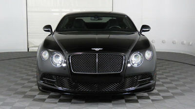 2015 Bentley Continental GT Speed 2dr Coupe