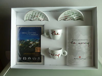 Illy Collection 2016 The Morning By Alanis Morissette