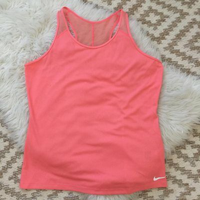 NWT Nike Dri Fit Women's Racer back Tank Sz XL