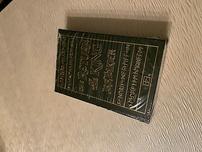 Easton Press RETURN OF THE KING JRR Tolkien LOTR Lord of the Rings SEALED NEW
