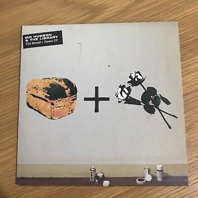 """Mr. Hudson & The Library - The Bread + Roses - 7"""" - UNPLAYED - Discount For 2+"""