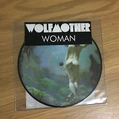 """Wolfmother - Woman - 7"""" Single - Part 1/2 - UNPLAYED - Discount For 2+"""