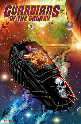 Guardians Of The Galaxy #1 Lim Var (23/01/2019)