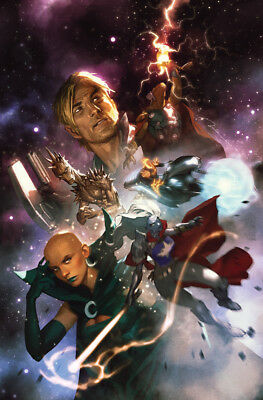 Guardians Of The Galaxy #1 1:25 Parel Variant (23/01/2019)
