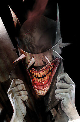 Batman Who Laughs #2 (Of 6) Ben Oliver Variant Ed (16/01/2019)