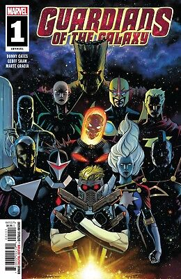 Guardians Of The Galaxy #1 (23/01/2019)