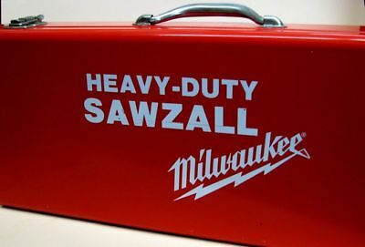 Milwaukee Sawzall - Heavy Duty - with Case - Excellent Condition