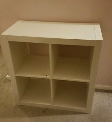 Ikea 4 Cube Shelving Unit