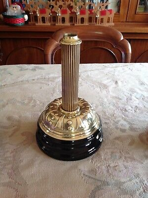 Antique Kero Lamp Base