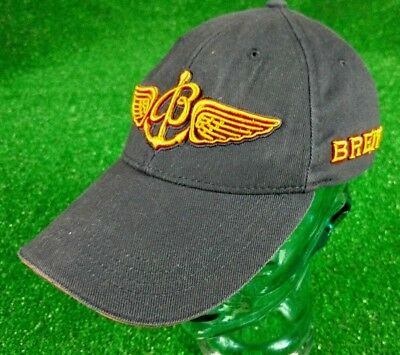Embroidered Breitling Wing And Anchor Logo Promo Hat      H3