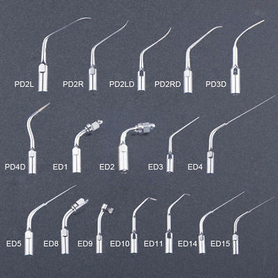 Dental Ultrasonic Scaler Scaling Endo Perio Tip Fit DTE/SATELEC PD ED GD 27 Type