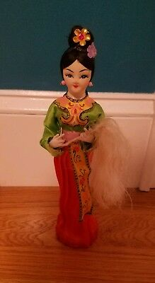 Vintage Oriental Doll ~ Mint Condition Offers Please!