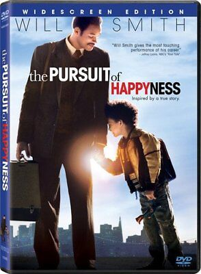 The Pursuit of Happyness (Widescreen Movie) Happiness (DVD, 2007)