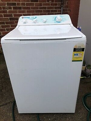 Hover 7.5kg Top Loading Washing Machine
