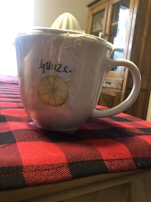 rae dunn squeeze juicer