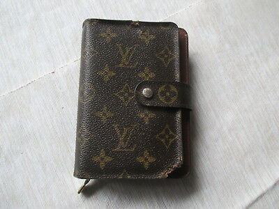 ce5c981a2f6a6 Louis Vuitton Zippy Compact Geldbörse Geldbeutel Brieftasche Gross Monogram