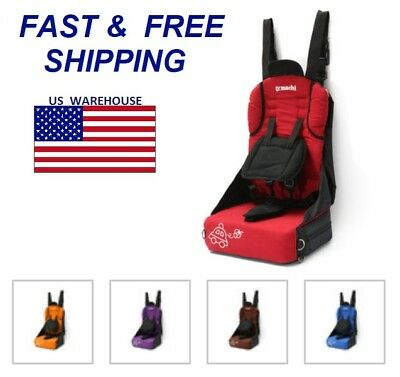 Portable Baby Safety Fix Car Seat Safety Soft Chair Baby Carriers