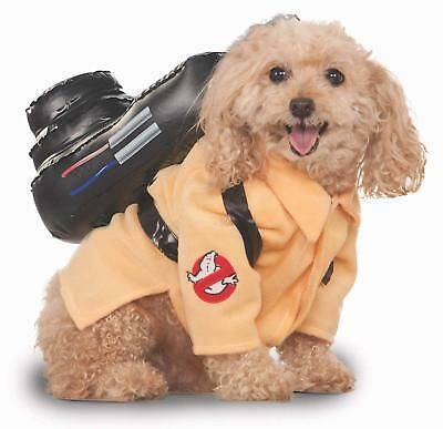 Ghostbusters Movie Pet Costume, Small, Ghostbuster Jumpsuit