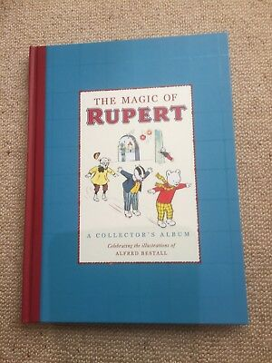 THE MAGIC OF RUPERT - A COLLECTOR'S ALBUM - Mint Condition!