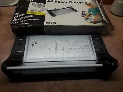 PAVO  A4 Paper Cutter II Trimmer - Used, Excellent Condition