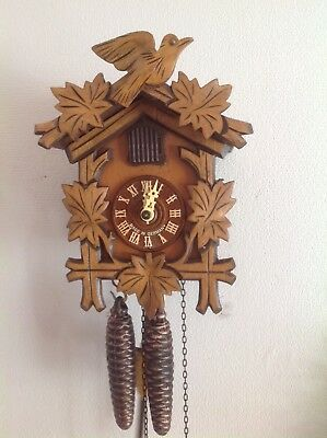 Small Cuckoo Clock ~ Working Order