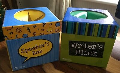 Learning Resources Speaker/'s Box NEW