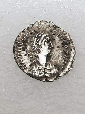 Silver Unresearched Roman Siliqua